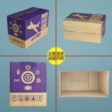 Máquina de hacer caja de Pizza & Gluer Carpeta con cuatro a seis esquina del cuadro (GK-PCS)