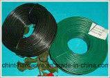 O PVC revestiu a bobina do fio obrigatório de fio do ferro com a alta qualidade na fonte da fábrica de China da venda