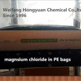 MgCl2 pellets de hielo derretido