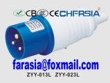 3p IP44 16A Economische Industriële Stop met In de schede gestoken Kabel