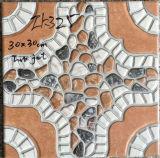 Telha de assoalho cerâmica da entrada do hotel da alta qualidade 300*300
