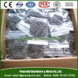 ステンレス鋼のChainmailのスクラバーの鋳鉄の洗剤