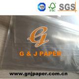 Papier coloré en cellophane utilisé pour l'emballage des aliments