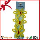 Comercio al por mayor impresas personalizadas de cinta de Grosgrain Bow arco para el cabello
