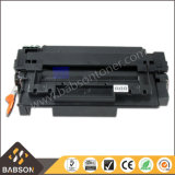 HP Q7551Aの熱い販売または速い配達のための互換性のある黒いトナーカートリッジ