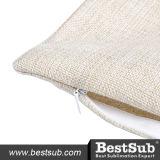 Cubierta de la almohadilla de la sublimación (lino, los 40*40cm) (E-BZ17)