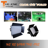 Painel Dimmable 3200k ~ 5600k LED Photo Video Studio Light
