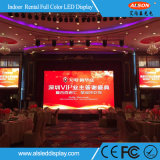 HD Indoor P2.5 Full Color Rental Screen LED TV