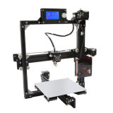 2017 de Nieuwe Fabrikant van de Machine van de Druk van de Uitrusting van de Gloeidraden van de Nauwkeurigheid ABS/PLA van de Machine van de Printer van de Machine DIY van de Printer van de Machine van de Printer van Reprap Prusa I3 3D 3D Model 3D Hoge