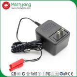 linearer Energie 6W Wechselstrom-Gleichstrom-Adapter 110-120VAC mit UL cUL