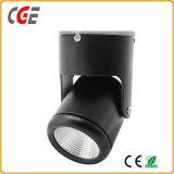 Las luces interiores de las luces de pista LED 15W/20W/30W pista LED ilumina el LED Spot lámparas PAR28/Iluminación pista LED PAR30