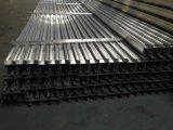 Profils en aluminium d'extrusion d'Aluinmum avec différentes formes
