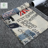 Грелки шеи способа шарфа безграничности типа 100% Viscose Европ великобританские