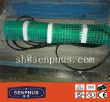 Con il sistema delle stuoie del riscaldamento delle mattonelle con il VDE 160W per metro quadro