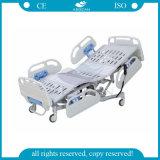 AG By007 5 기능 병원 가구 전기 참을성 있는 침대