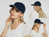 Casquillo de encargo del algodón del color sólido de las mujeres de la manera del béisbol del deporte para las muchachas