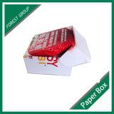 Papel corrugado de alta calidad de leche de coco caja de embalaje Factory