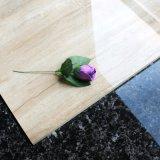 Italainの磁器の木製の効果のベージュおよび白い床タイル(SD6007)