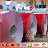 PVDF ha preverniciato la bobina di alluminio per i nuovi materiali della costruzione di edifici (AE-36C)