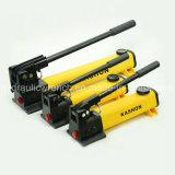 Zwei - Geschwindigkeit einzelne verantwortliche leichte hydraulische Handhandbuch-Pumpe
