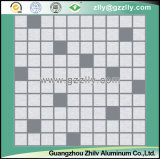 Klassiek en Regelmatig Vorm Berijpt Plafond voor Publiek en Huishouden Sudoku