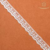 L40002 Breiten-Milch-Spitze-Ordnung des Ineinander greifen-3.5cm für Frauen-Kleider