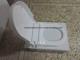 Ts-1003 Площадь туалета сиденье, Неэлектронной биде сиденья для европейских U-образную форму туалет