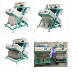 Pixel der hohen Präzisions-5000 optische CCD-Kamera-Minireis-Farben-Sorter; Nahrungsmittelaufbereitenmaschinerie
