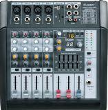 De speciale Populaire Professionele Versterker van de Reeks van de Mixer -MP4000 van het Ontwerp Kleinere Aangedreven
