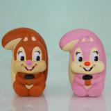La promozione di prezzi bassi è giocattolo molle dello scoiattolo molto sveglio