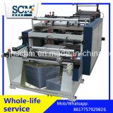PVC automático de rollo de la Hoja de corte de la máquina