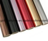 Hoja olográfica de sellado caliente para el papel/la materia textil