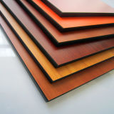 Precio impermeable del panel de la tarjeta HPL del laminado de la venta al por mayor