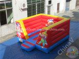 Mini Bouncer di salto gonfiabile del pagliaccio per i capretti