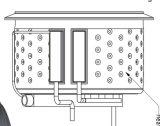ステンレス鋼から成っているクリーム色の混合タンク1000L