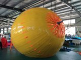 Las pruebas de carga de la bolsa de agua con célula de carga 50 ton.