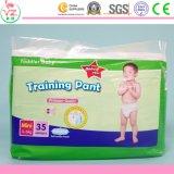 Prezzo di fornitore infantile dei pannolini di cura morbida
