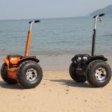 Elektrische Autoped van het Strand van de Autoped van de Bestseller de Elektrische V5+