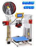 Stampante da tavolino acrilica 3D di Fdm di nuovo disegno di Raiscube R3