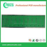 Várias camadas de tinta verde placa PCB