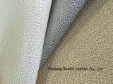Cuoio sintetico dell'unità di elaborazione del PVC di disegno di modo per il sofà, sacchetto, mobilia