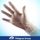 Порошок перчаток PVC винила Dispsoable пластичный или порошок освобождают