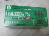 Perdita di peso del tè delle 3 ballerine che dimagrisce tè