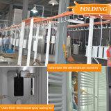 Calentador de sequía de la toalla del estante del cuarto de baño del diseño del plegamiento de Avonflow