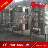Fermenteur conique revêtu de glycol chaud de la vente 200L 500L 1000L