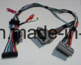 車AVシステムCDチェンジャー三菱ヒュンダイトヨタ、ホンダ、KIA、GM、VW、BMWのベンツ、Audi、Cadillaのための馬具の織機