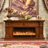 MDF de Elektrische Open haard van de Verwarmer van het Meubilair van het Huis met Goedgekeurd Ce (343S)