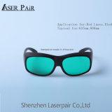 Répondre à ce fr207 800-830nm O. de haute qualité D 5+ Lunettes de sécurité laser de Shenzhen Laserpair