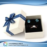 Relógio/jóia/presente feitos sob encomenda caixa de empacotamento de madeira/papel do indicador (xc-hbj-015)