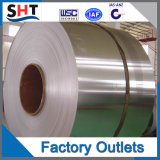 (304 316L) bobina laminada en caliente del acero inoxidable